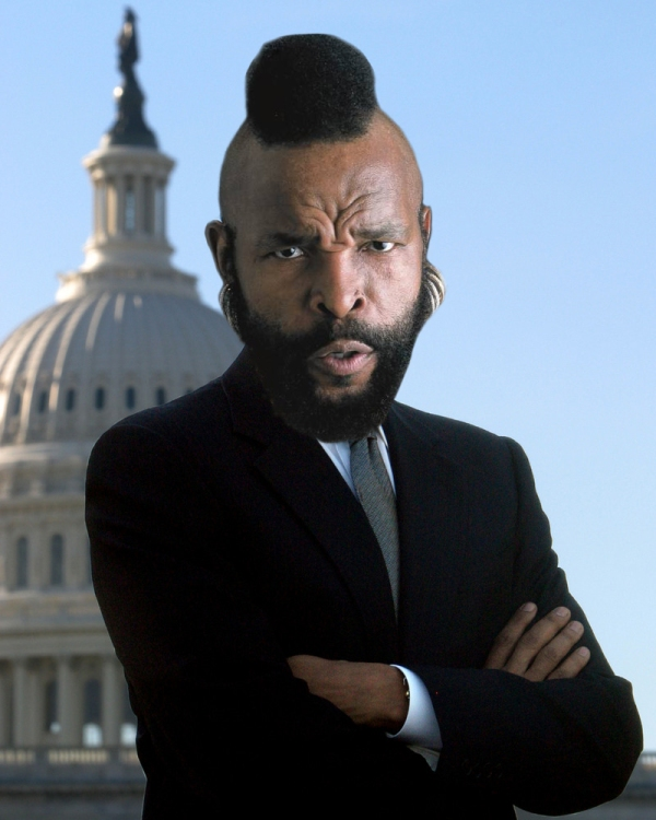 i pity the fool who don't want change.